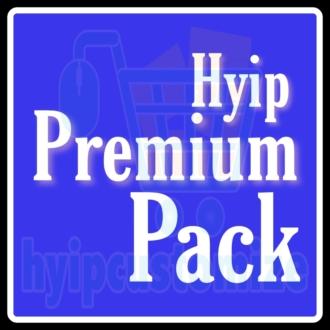 Hyip Premium Pack