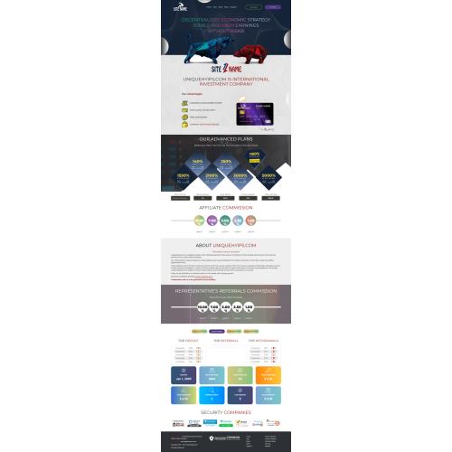 hyip templates
